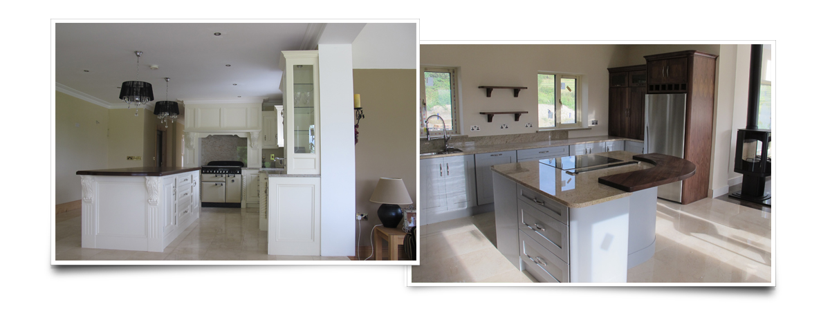 Bespoke Kitchens Designed and Tailored to your Exact Requirements